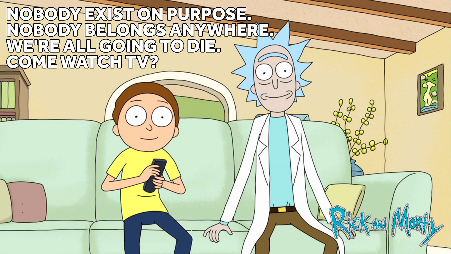Best Rick And Morty Quotes Rick And Morty  Memes Random Stuff And Meme