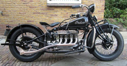 Stunning Indian Four 1933 For Sale Vintage Indian Motorcycles Indian Motorcycle Indian Motorbike