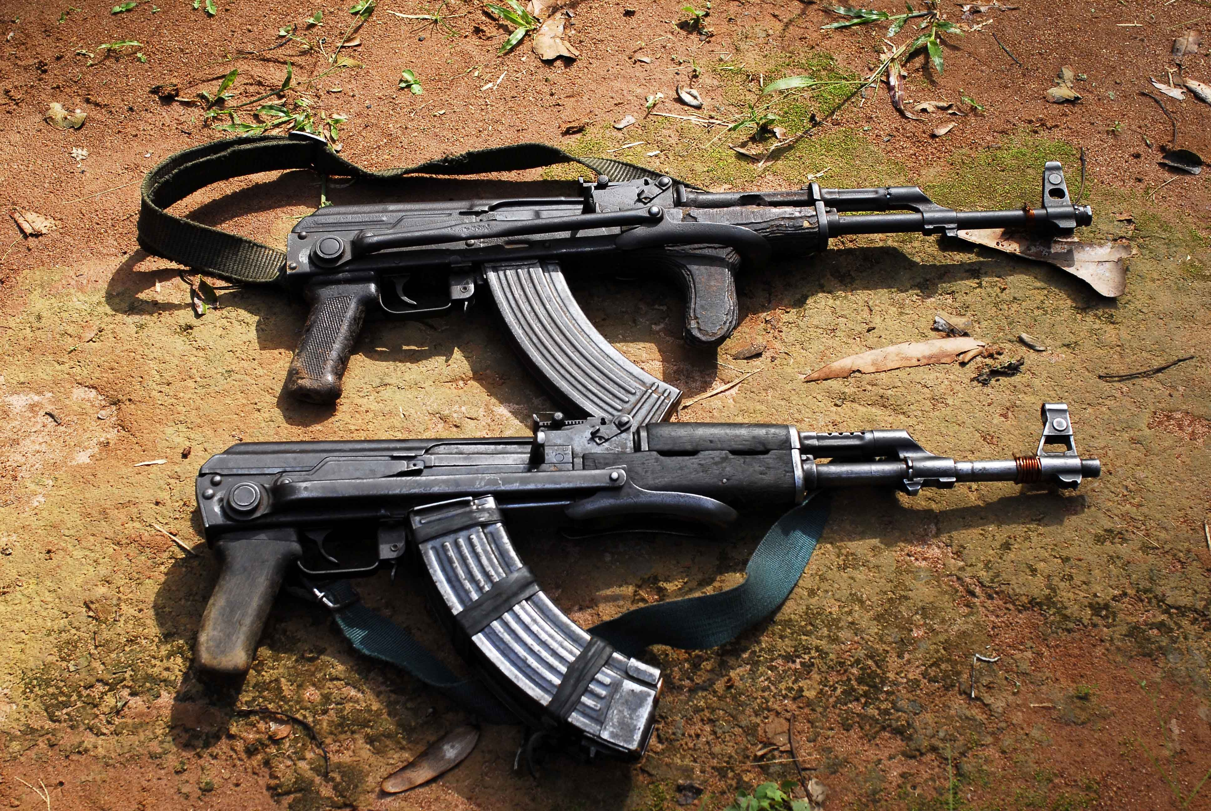 Weapons - akm assault rifle Wallpaper | Things we all need ...