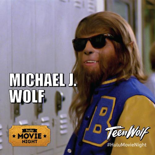 Teen Wolf the movie, w...