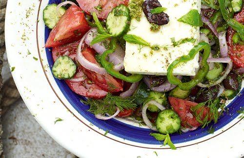 Greek Salad Dressing Recipe Jamie Oliver