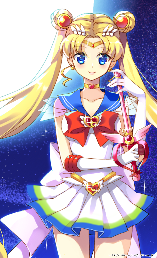 Sailormoon SS by Trianon-dfc
