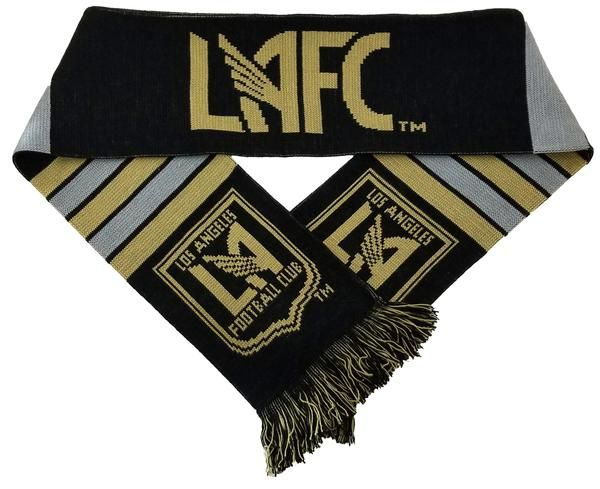 819da517f LAFC SCARF - Center Logo