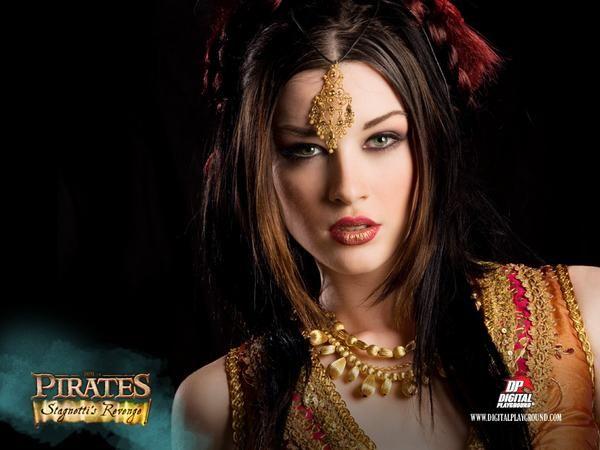 Pirates 2 Stagnettis Revenge Cast