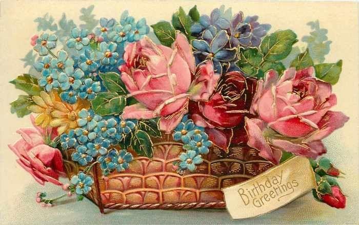 Épinglé par marino alary sur hbd  rose fleurs pink