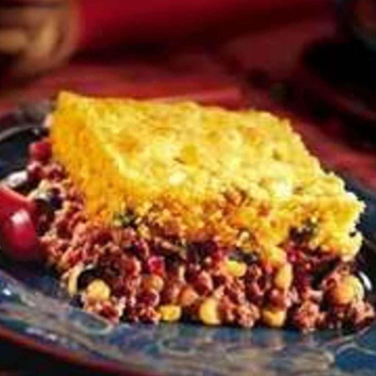 Jiffy Ground Pork Skillet Recipe: Jiffy Cornbread Recipes