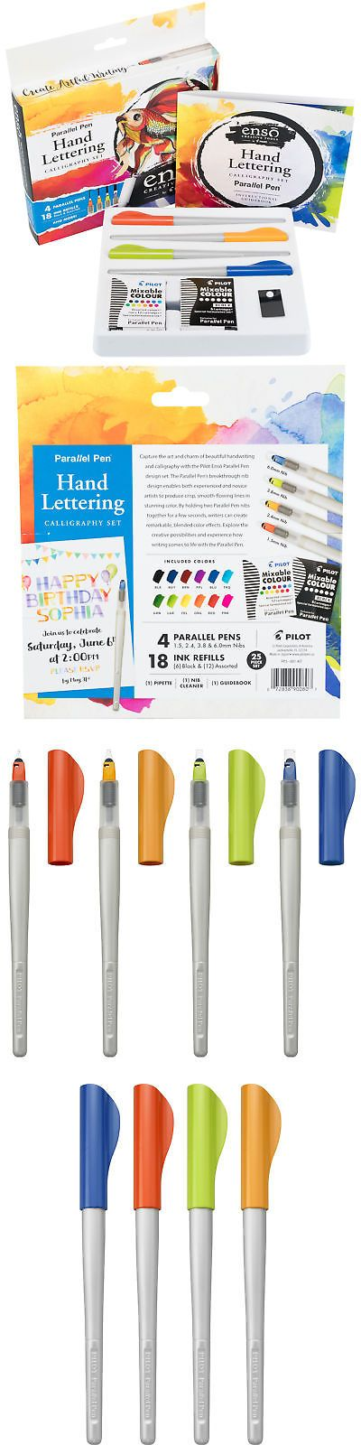 Calligraphy Sets 41203 Pilot Parallel Calligraphy Pens