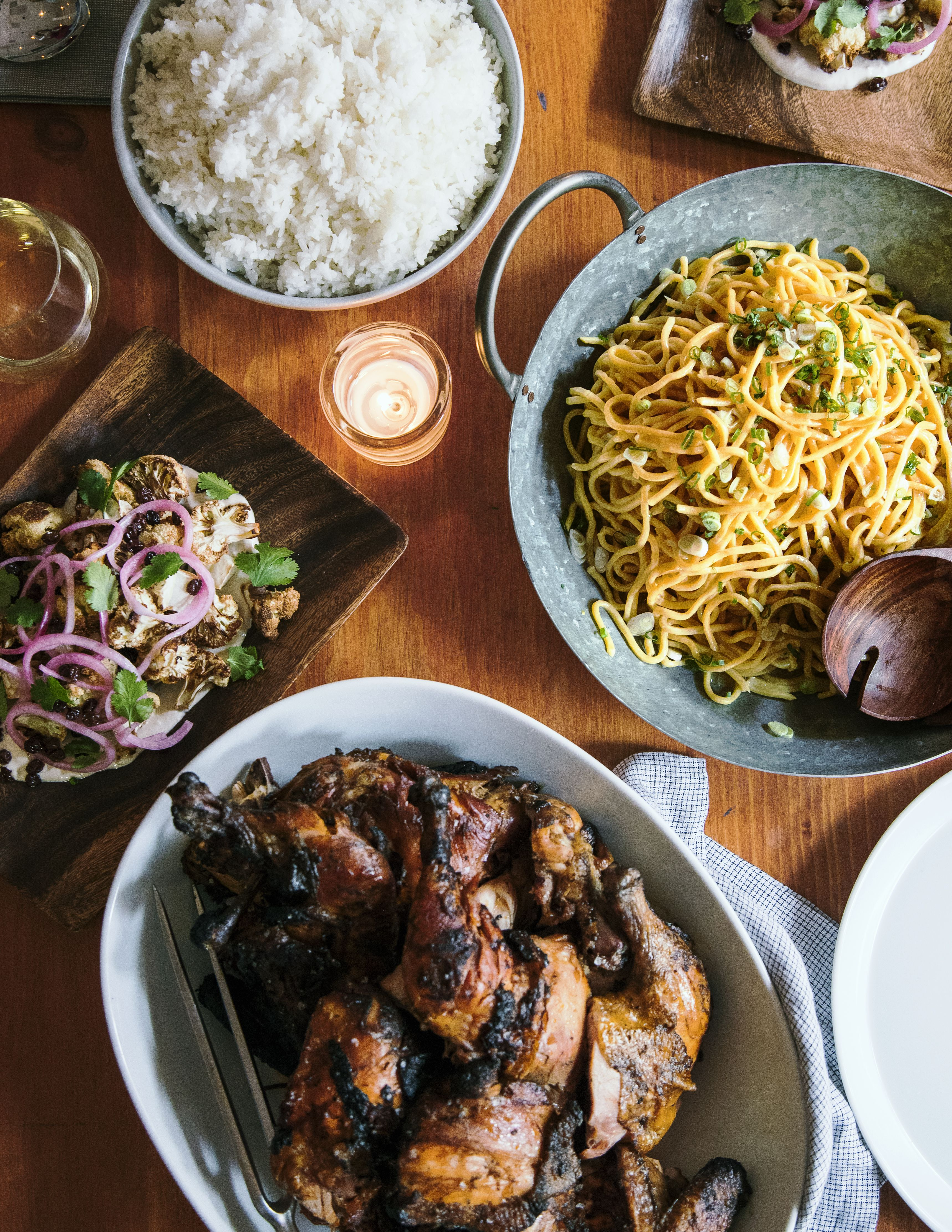 How To Throw A Filipino Food Dinner Party Filipino Recipes Dinner Dinner Party Menu