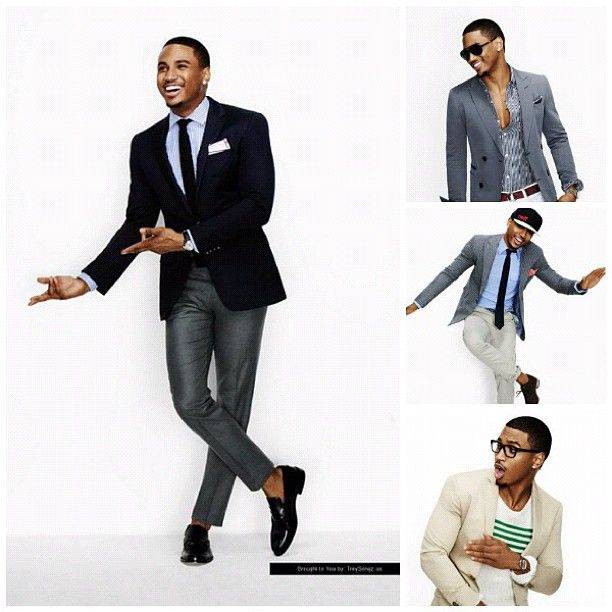 Trey Songz for GQ