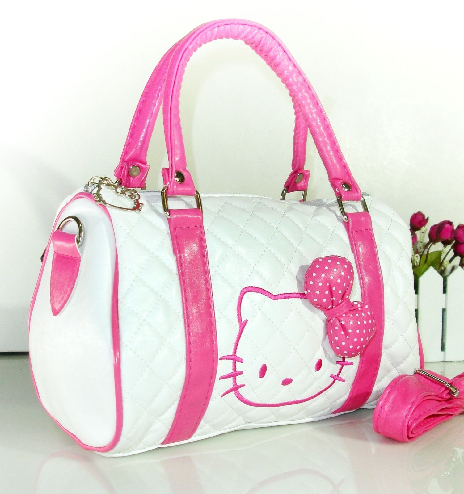 New Hellokitty Small Shoulder bag Purse KT48064A  4b888539af427