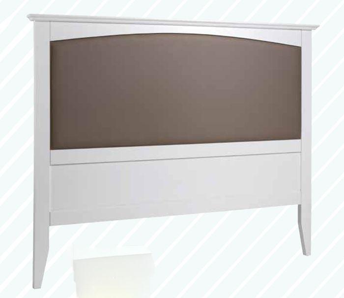 muebles de dormitorio com cabeceros combinados en madera y tapizados diseo para decorar
