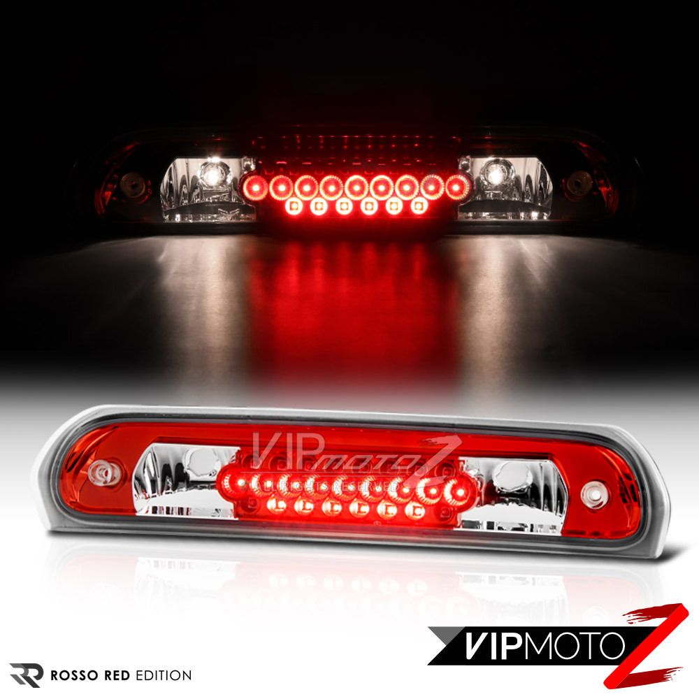 2002 2008 Dodge Ram 1500 2500 3500 High Led Third Brake Light Cargo Lamp Ebay Motors Parts Accessories Car Truck