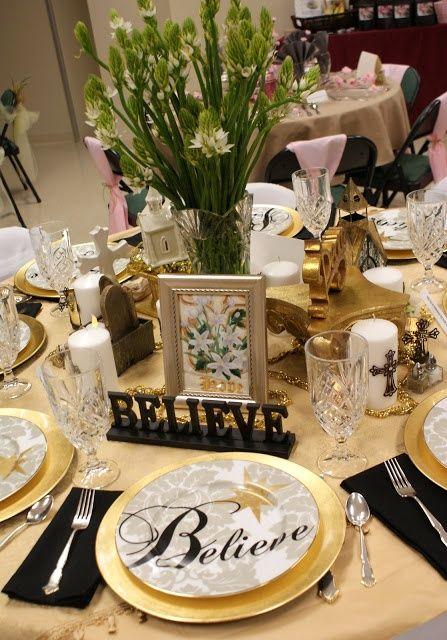 Church Tea Party Themes Little Loveliness Tea Party Table