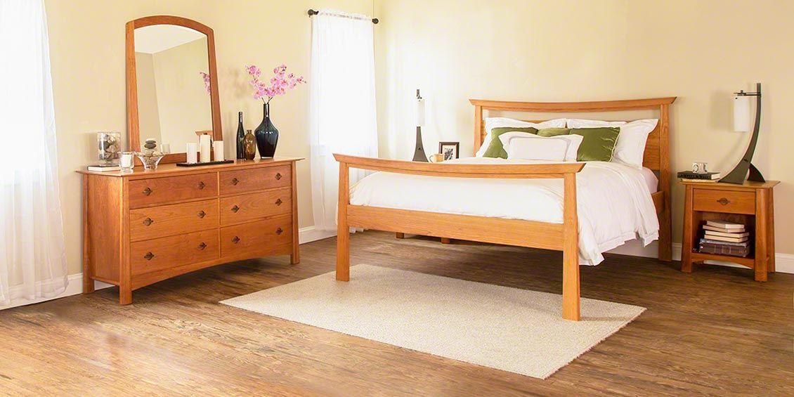 Bedroom Furniture Cherry Bedroom Furniture Wood Bedroom