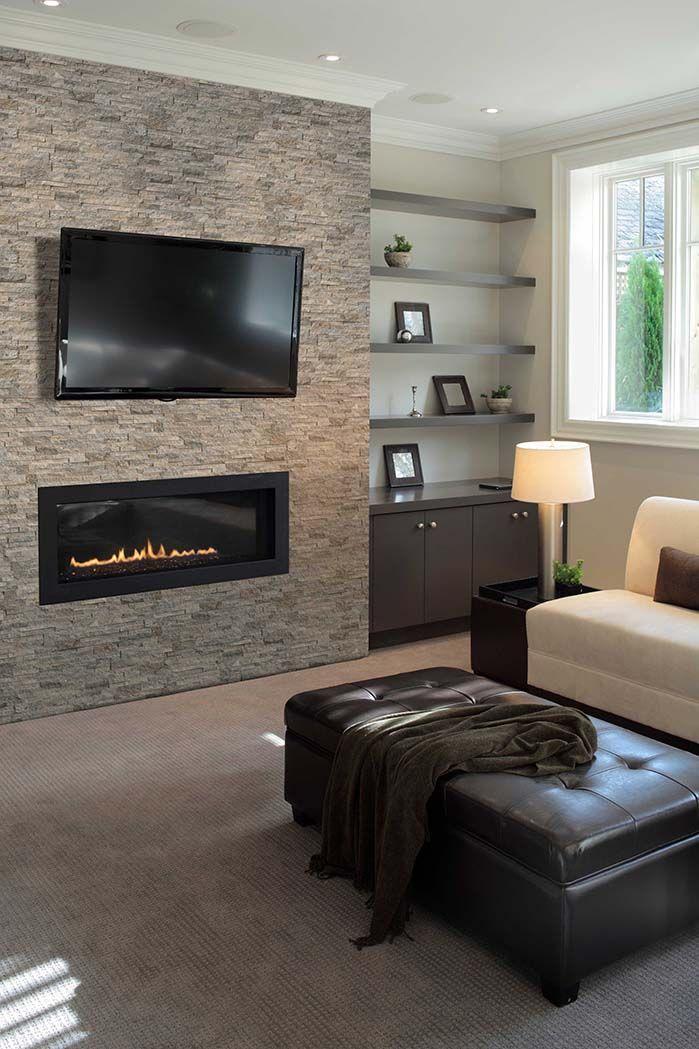 Diy Fireplace Entertainment Center