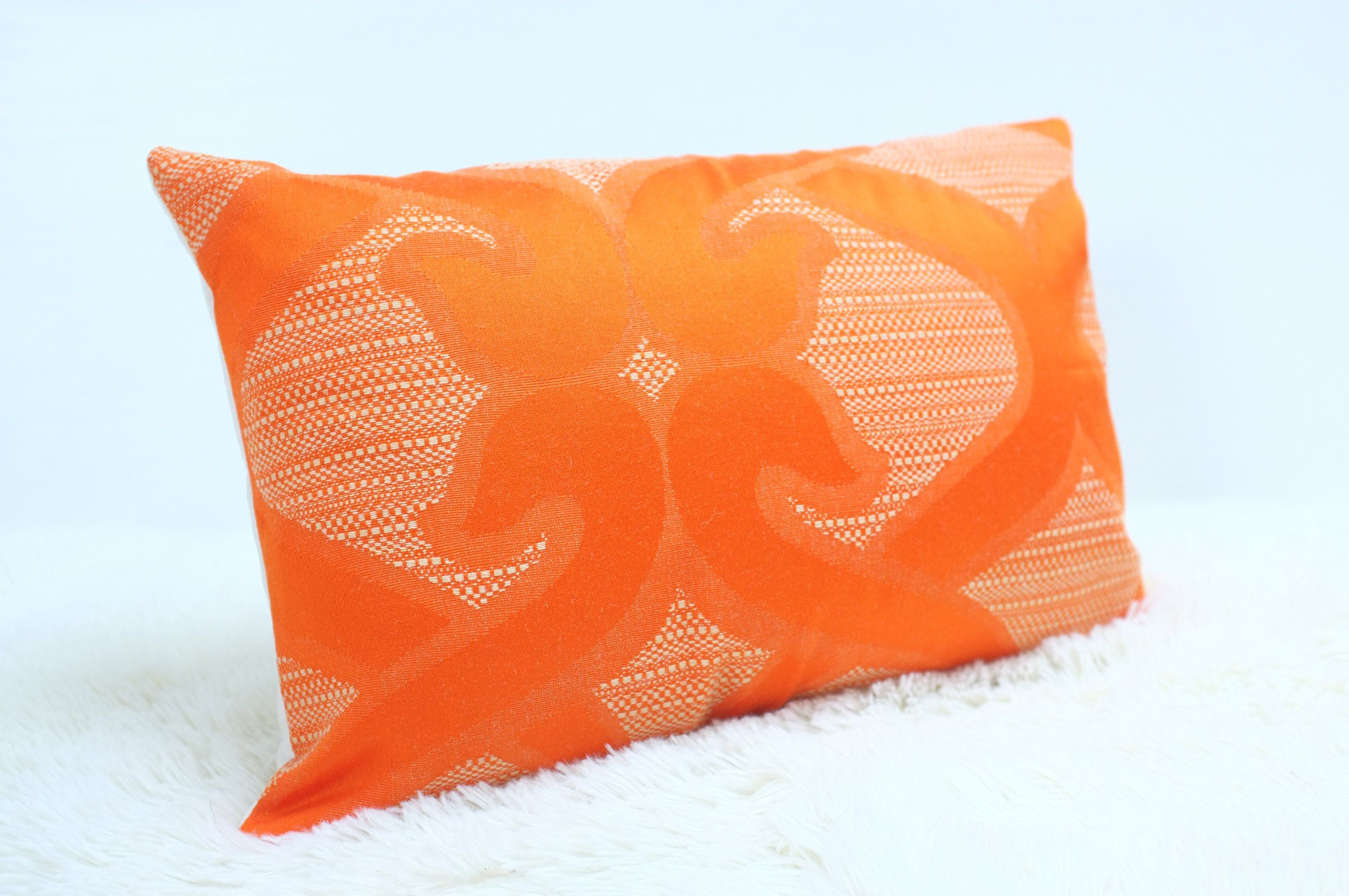Retro Cushions Retro Cushion Cover Original 70s Fabric 12x18