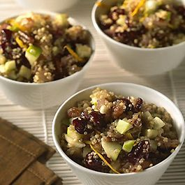 Photo of Schnucks – Quinoa and Browned Onion Salad with Apples-Schnuc…