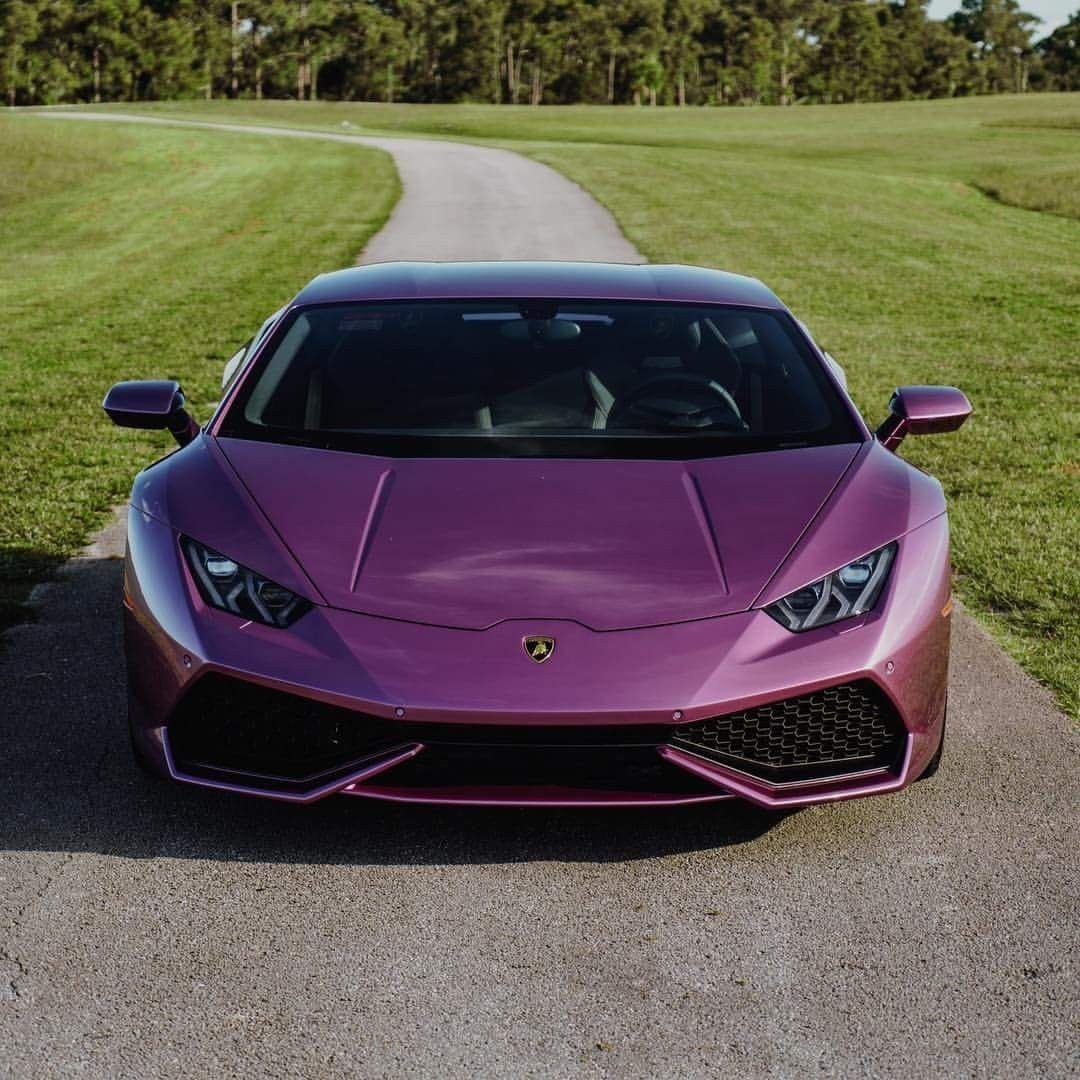 Pretty Purple Lamborghini Sports Car Yes Please Ideas For The