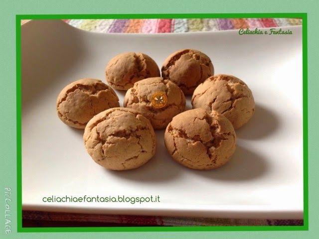 celiachia e fantasia: biscotti al miele