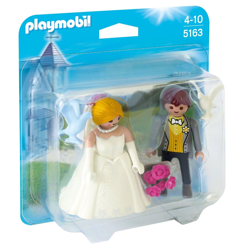 Playmobil Playset novios (5163) Amazon.es Juguetes y