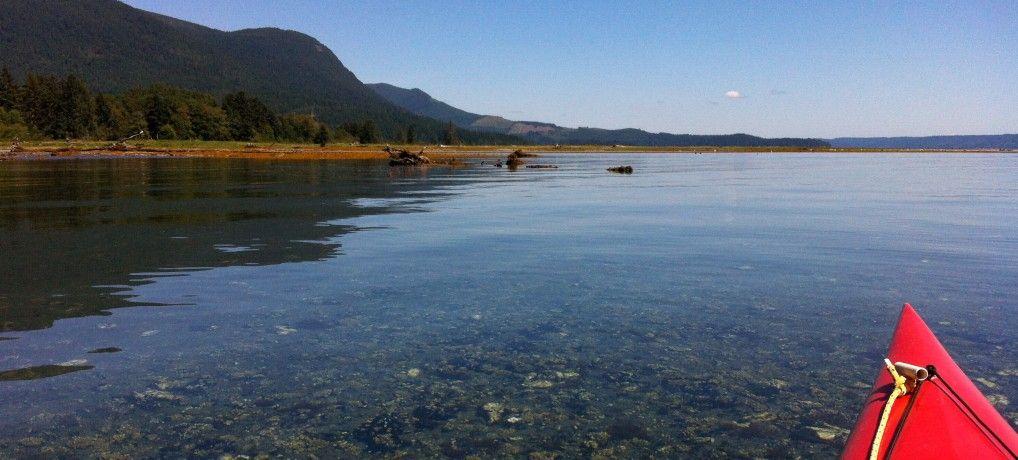 Dosewallips kayak Tour, Pleasant Harbor, Brinnon, WA # ...