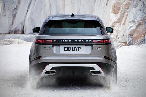 2018 Range Rover Velar Range Rover Range Rover Sport Luxury Cars Range Rover