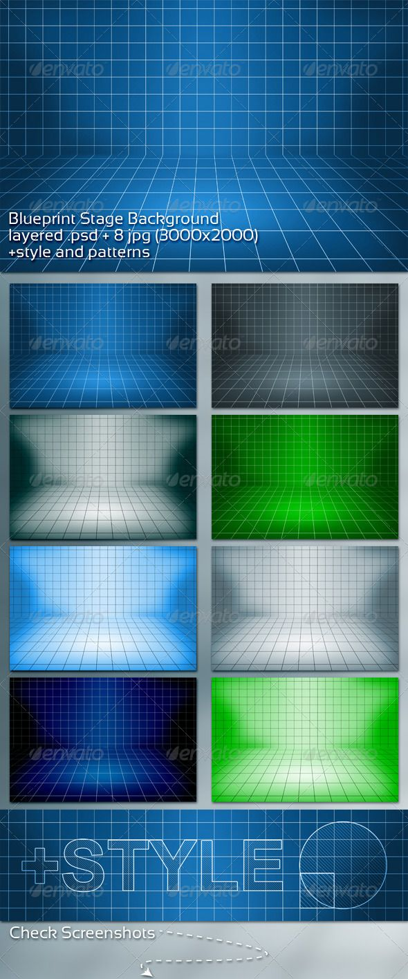 Blueprint stage background stage architecture background and font blueprint stage background malvernweather Images