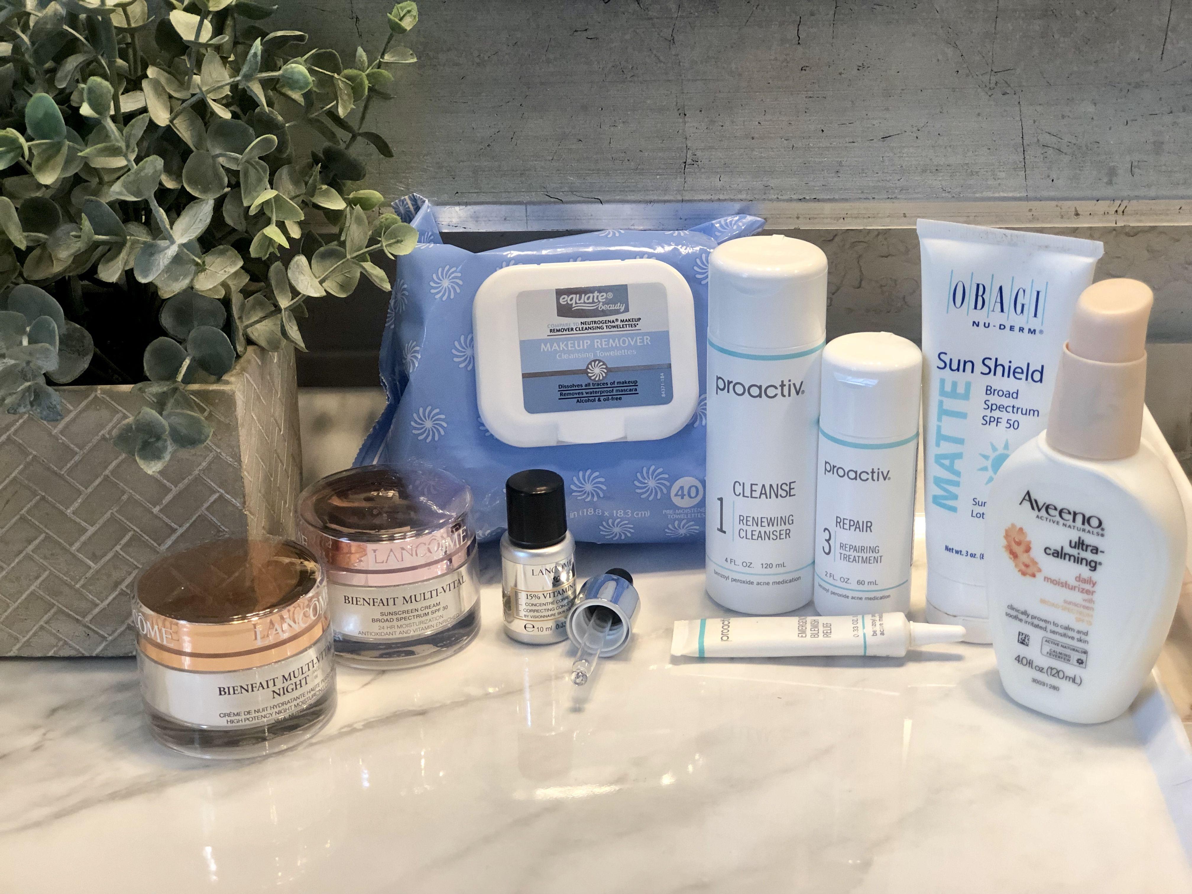 Skincare tips Skin care routine, Skin care, Proactive