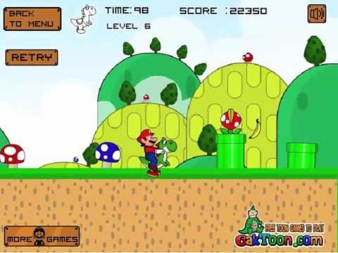 Mario and Youshi Adventurec. part 1-10