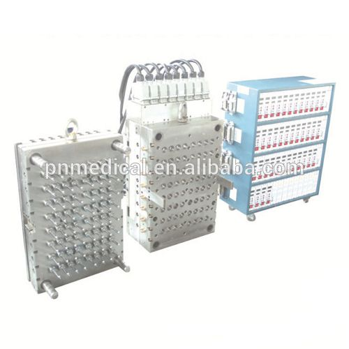 Plastic Injection Iv Catheter Mould