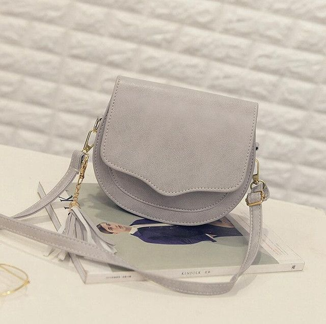 e24ca9f2849d Cute Sling Bag Women Tassel Bags Small Crossbody Bags for Women shoulder bag  famous designer purses and handbags S-294