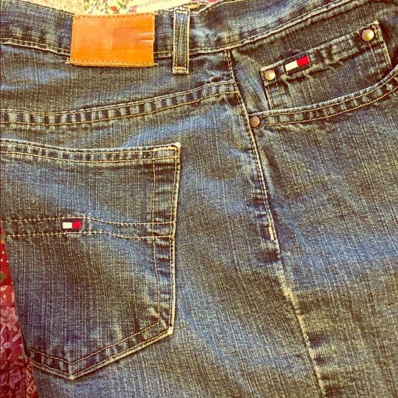 Tommy Hilfiger Jeans Very nice blue jeans size 10L Tommy Hilfiger Tommy Hilfiger Jeans Straight Leg