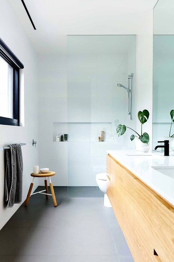 Niche Walk In Stool Room Placement Just Like En Suite Mid