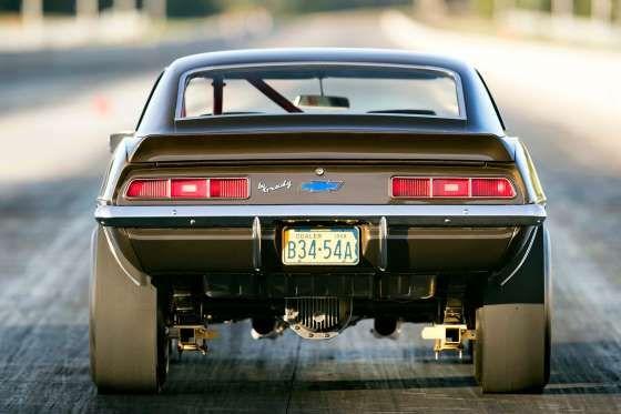 1969 Camaro Rear End Camaro Chevrolet Chevrolet Camaro