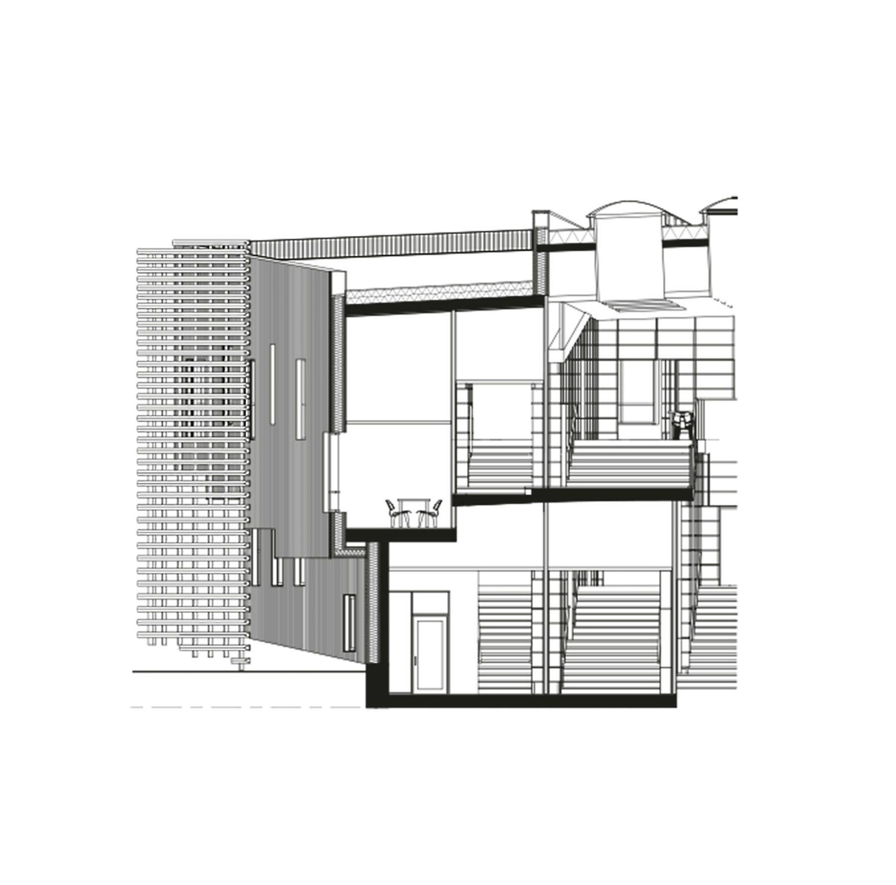 Dalarna Media Library | Architecture: Drawing Details