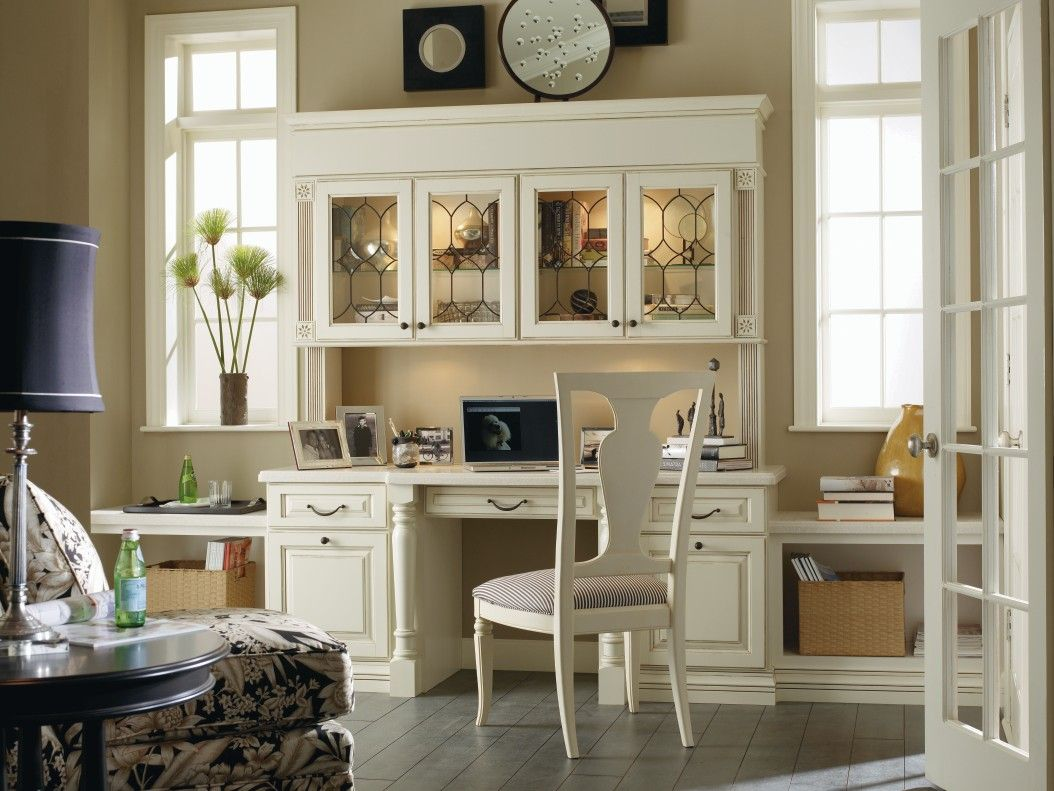 Plaza Maple Office by Thomasville Cabinetry. | Thomasville ...