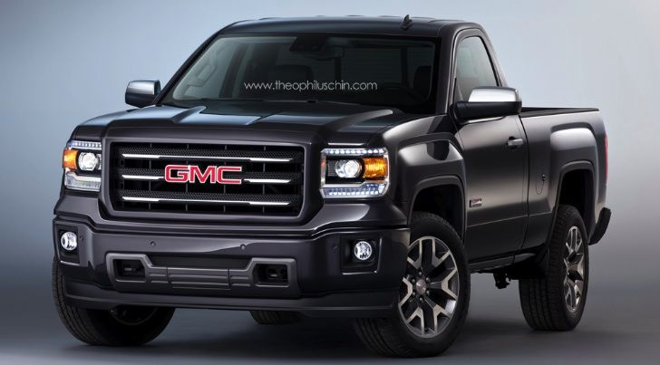 2017 Gmc Sierra Regular Cab Can T Decide Two Door Or Four