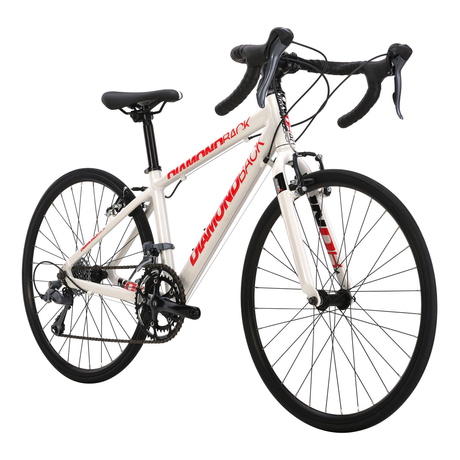 "Diamondback Podium 24"" Kid's Road Bike (Red) Kids road"