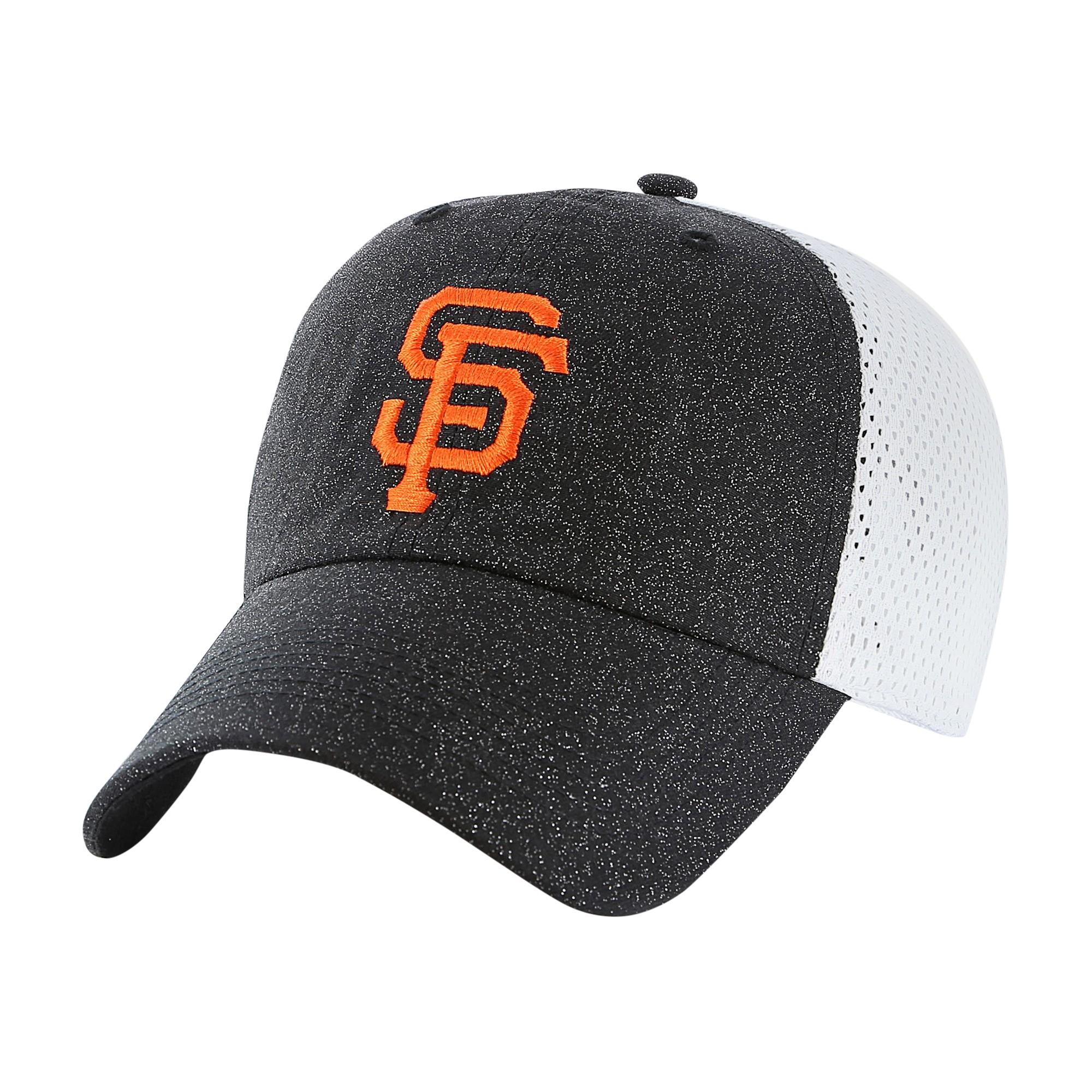 e534257e San Francisco Giants Fan Favorite Glitter Laner Women's Adjustable ...