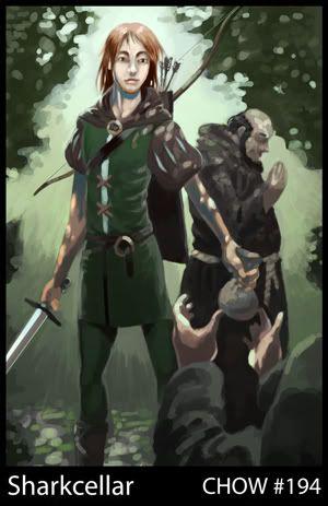 Robin Hood Concept Art