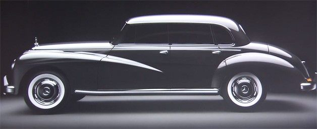 Mercedes-Benz Aesthetics S Concept | via Autoblog