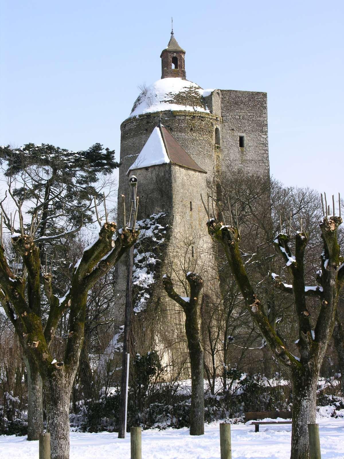 photo dungeon of auneau france beautiful places france castle places. Black Bedroom Furniture Sets. Home Design Ideas