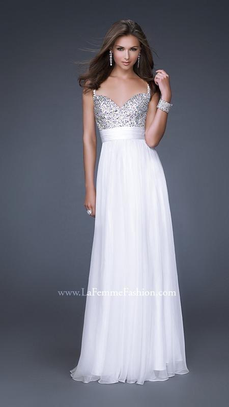 La Femme 16802 | Las Vegas Wedding Dress | Ballkleider. Kleider ...