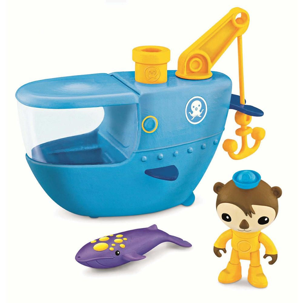 Fisher-Price Octonauts Vehicle with Figure - GUP C | ToysRUs | *for ...