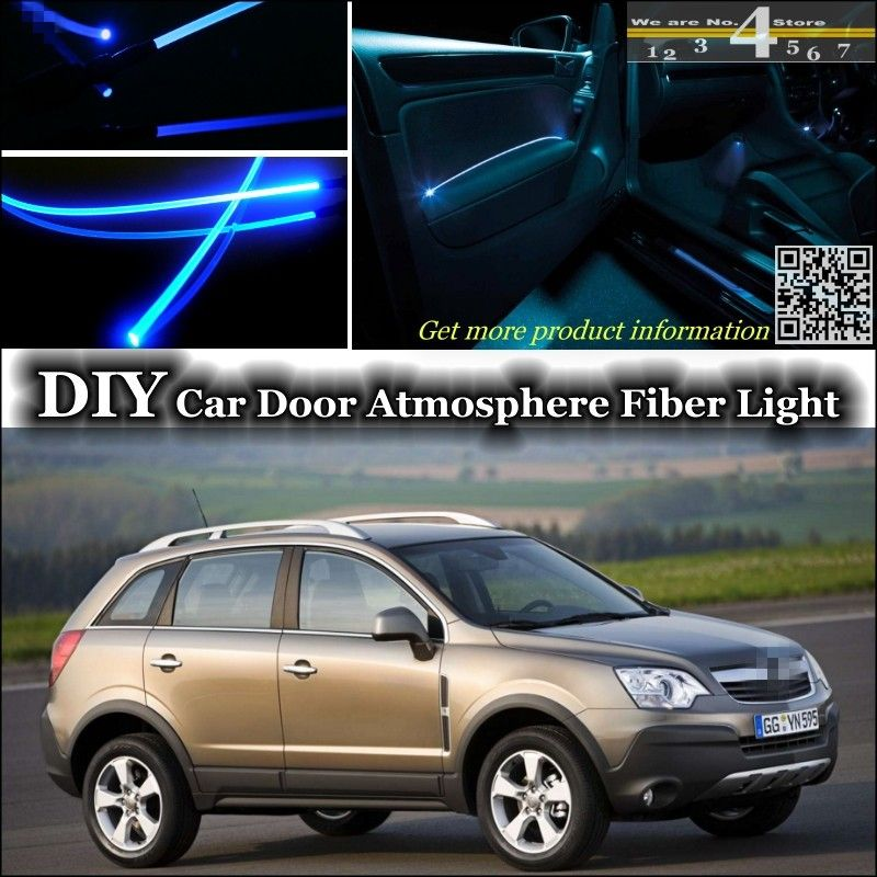 For Opel Antara For Chevrolet Captiva Interior Ambient Light