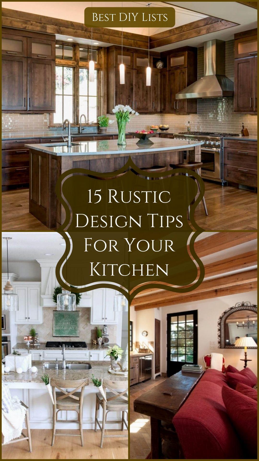 Affordable Kitchen RemodelRustic Kitchen Decoration Ideas #rustickitchen #kitchen #kitchendecor #kitchenremodel #homedecor #kitchenremodeling
