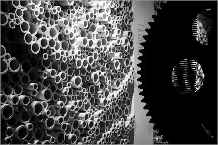 Tube wall