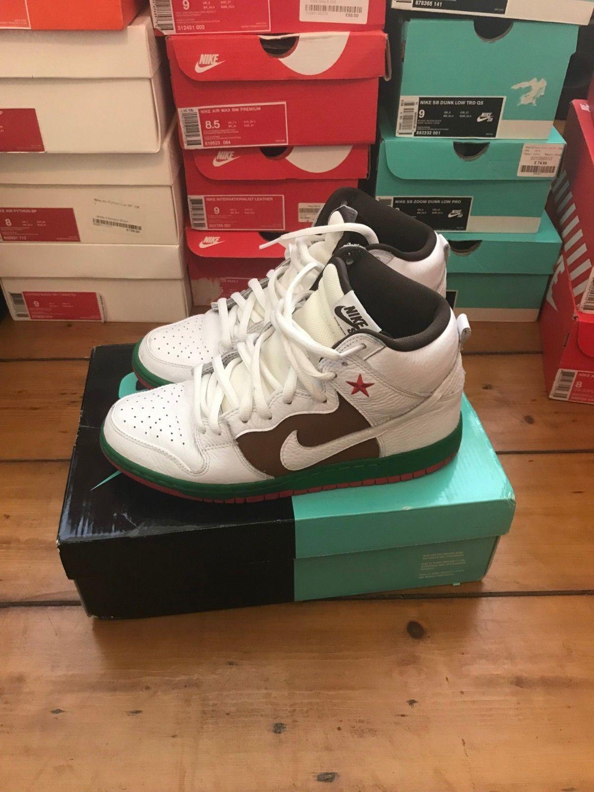 finest selection 1f3cd 81814 Nike SB Dunk High  31st State - Cali   California Size 8 UK 42.5