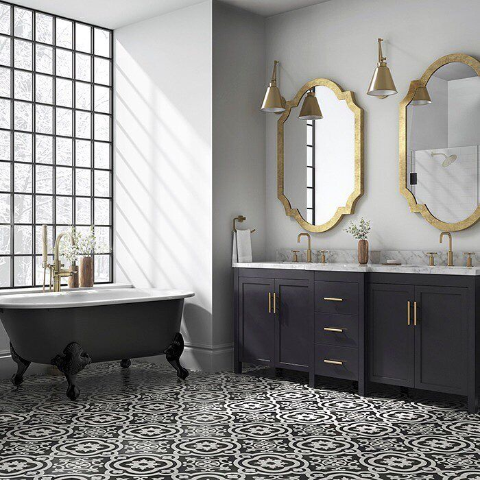 1 504 likes 39 comments lowe 39 s home improvement - Lowe s home improvement bathroom tile ...