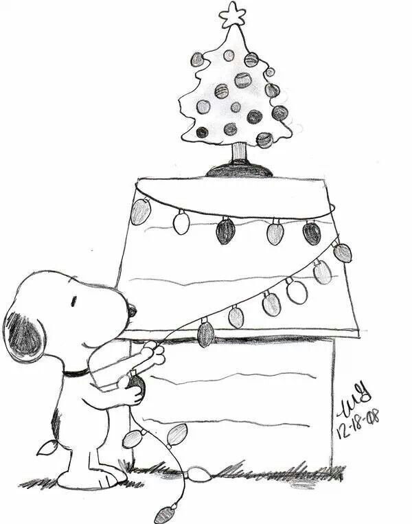 snoopy christmas coloring pages the partiologist a charlie brown